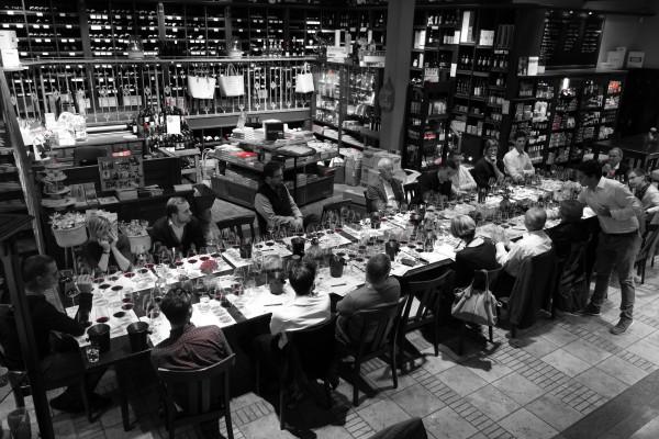 Döllerers Enoteca als idealer Ort für Wein- und Winzerbegegnungen