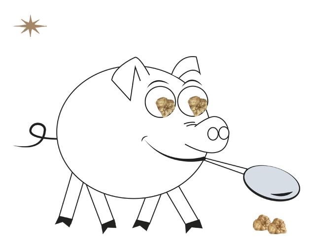 Ich glaube, mein Schwein pfeift!