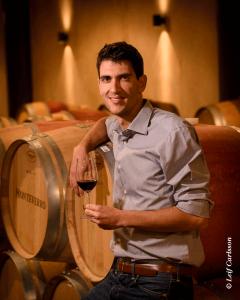 Weinmacher und Önologe Matthieu Taunay © Leif Carlsson
